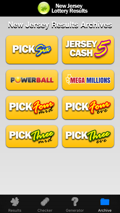 new jersey powerball lottery results photo - 1