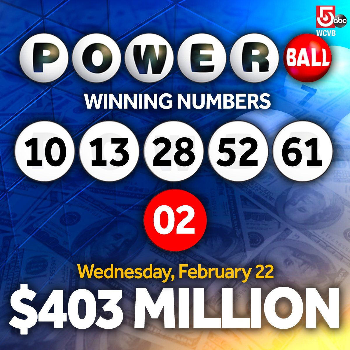 numbers for powerball tonight photo - 1