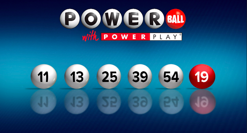 numbers in powerball photo - 1