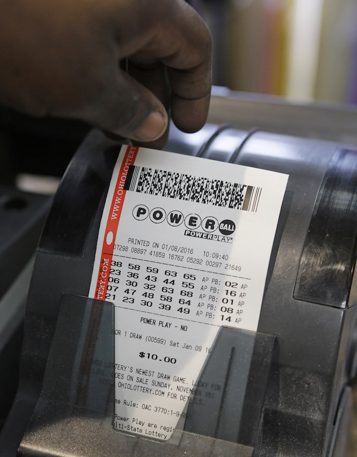 ohio powerball photo - 1