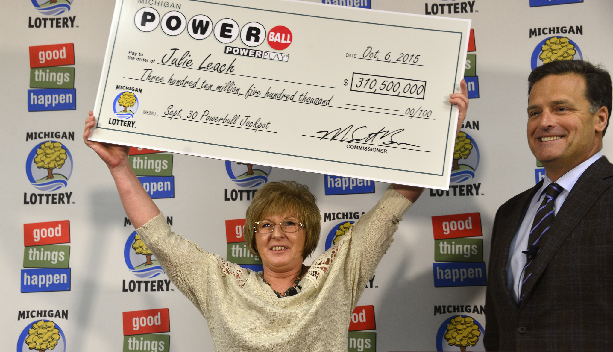 old powerball numbers photo - 1