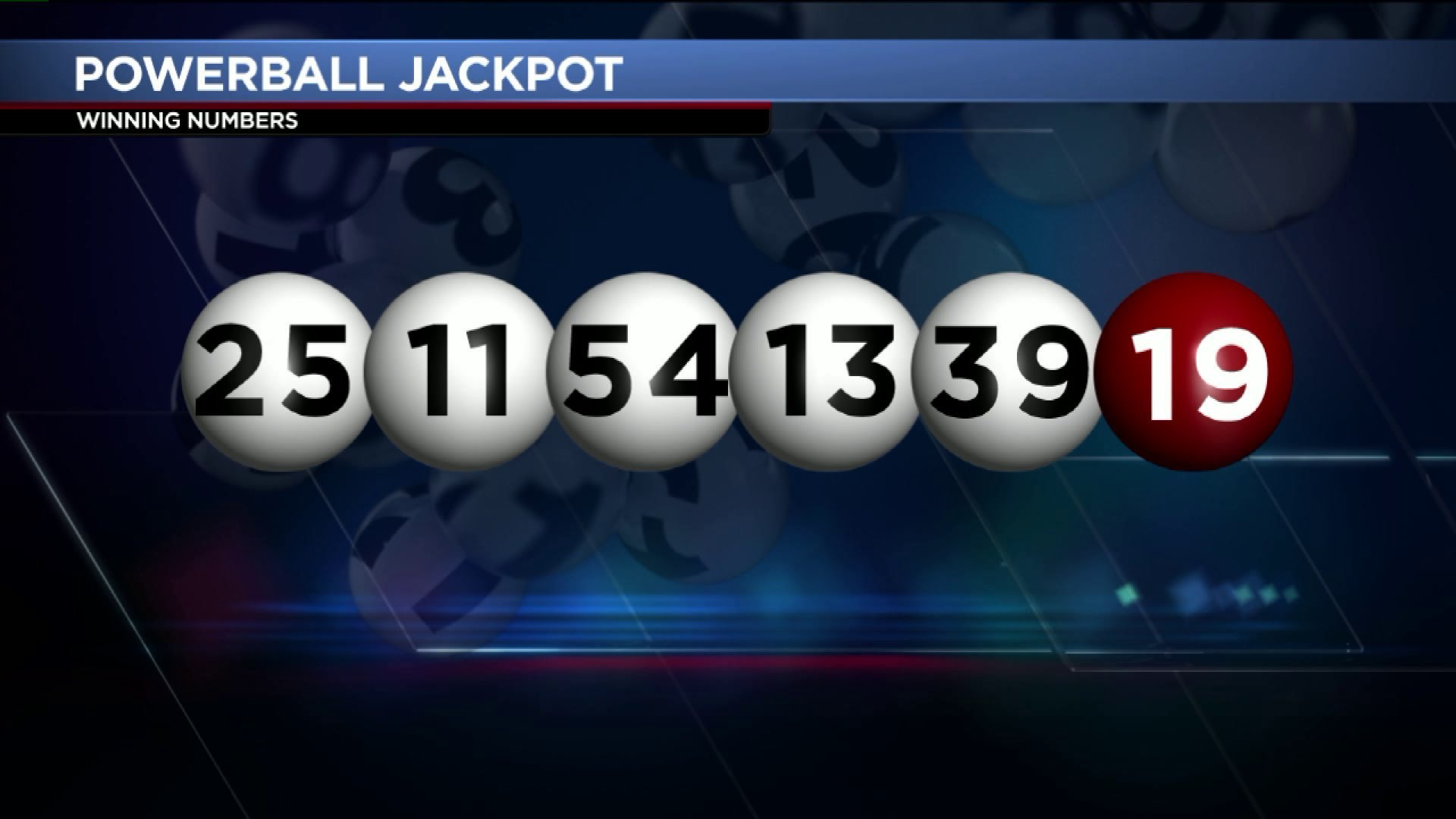 past lottery numbers powerball photo - 1