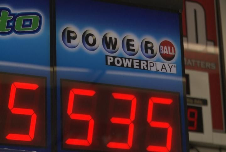 powerball announcement time photo - 1