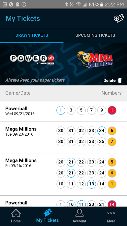 powerball app android photo - 1