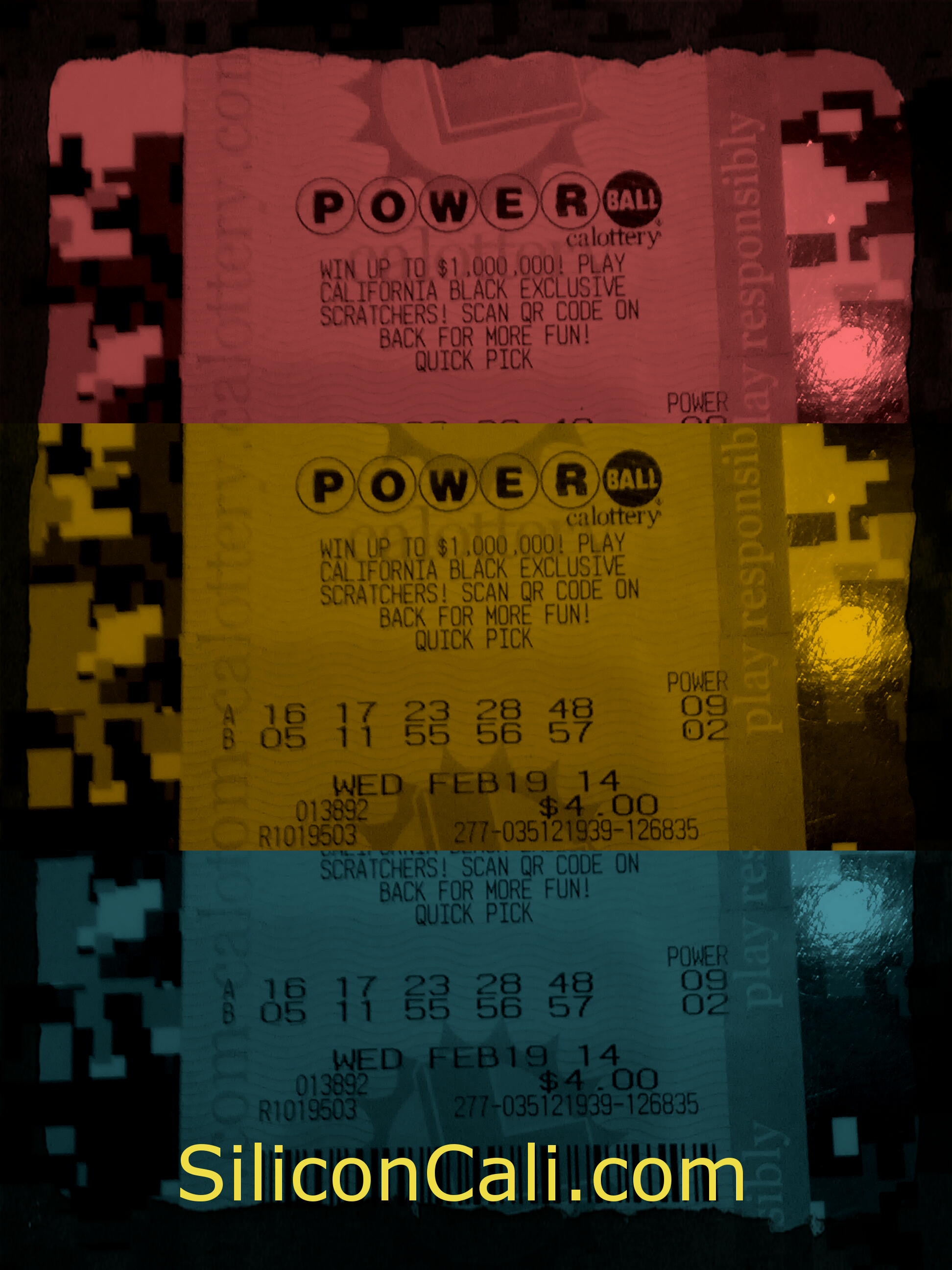 powerball cali photo - 1