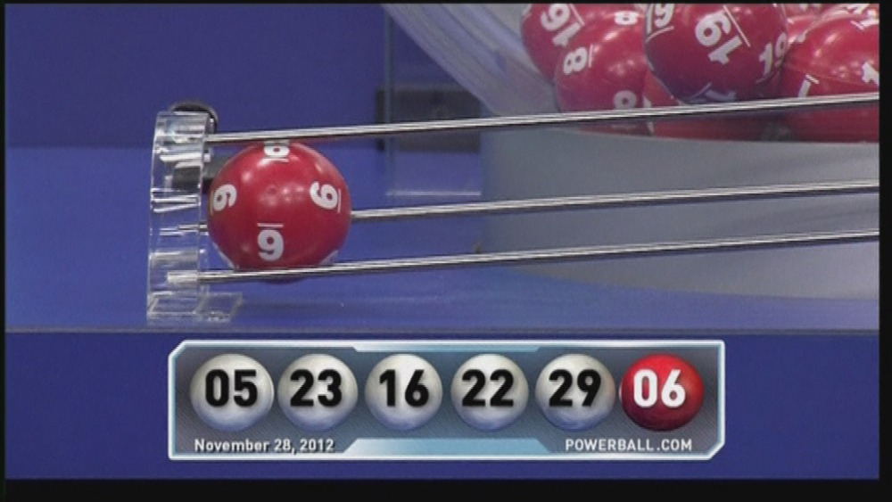 powerball channel photo - 1