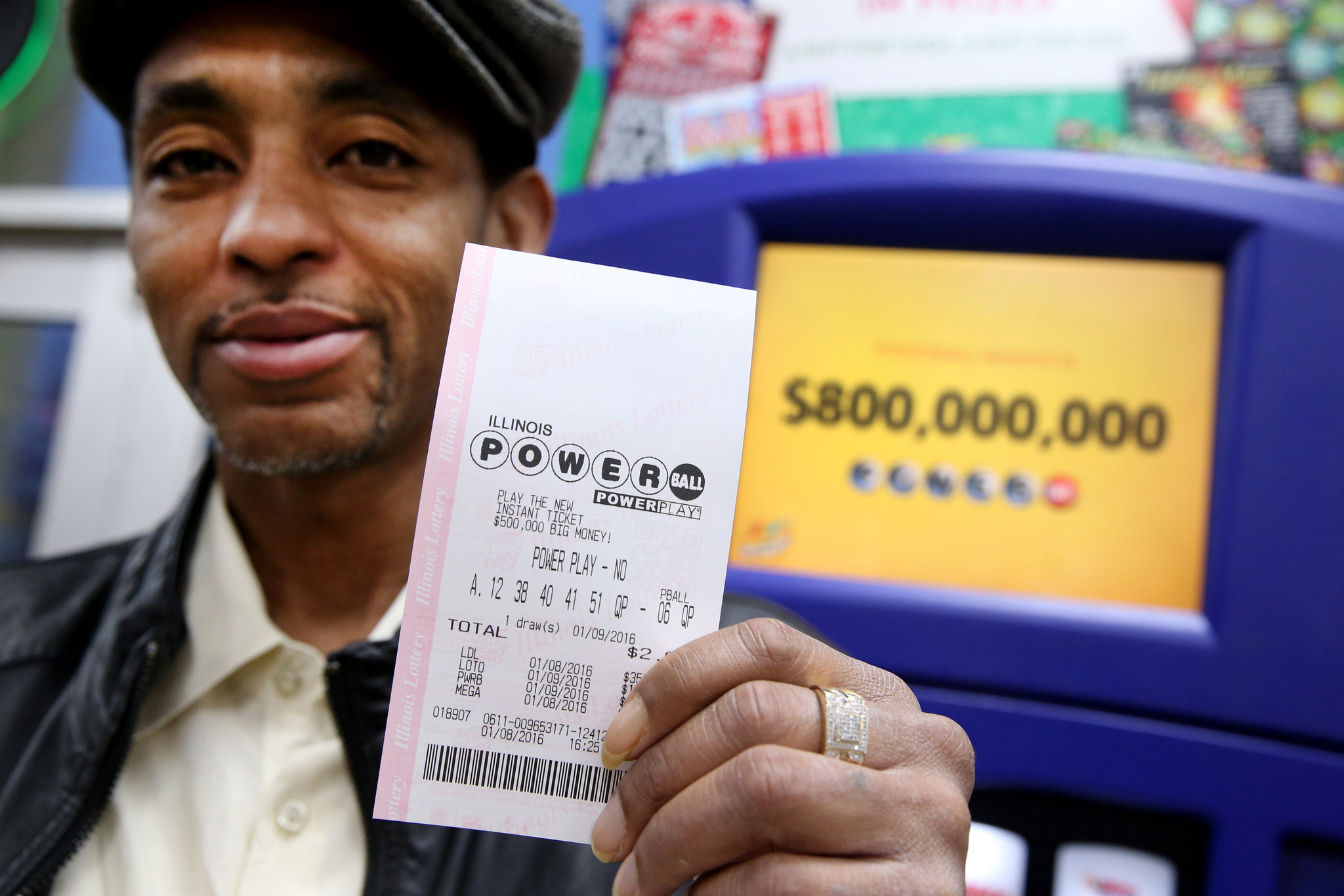 powerball ct winners photo - 1