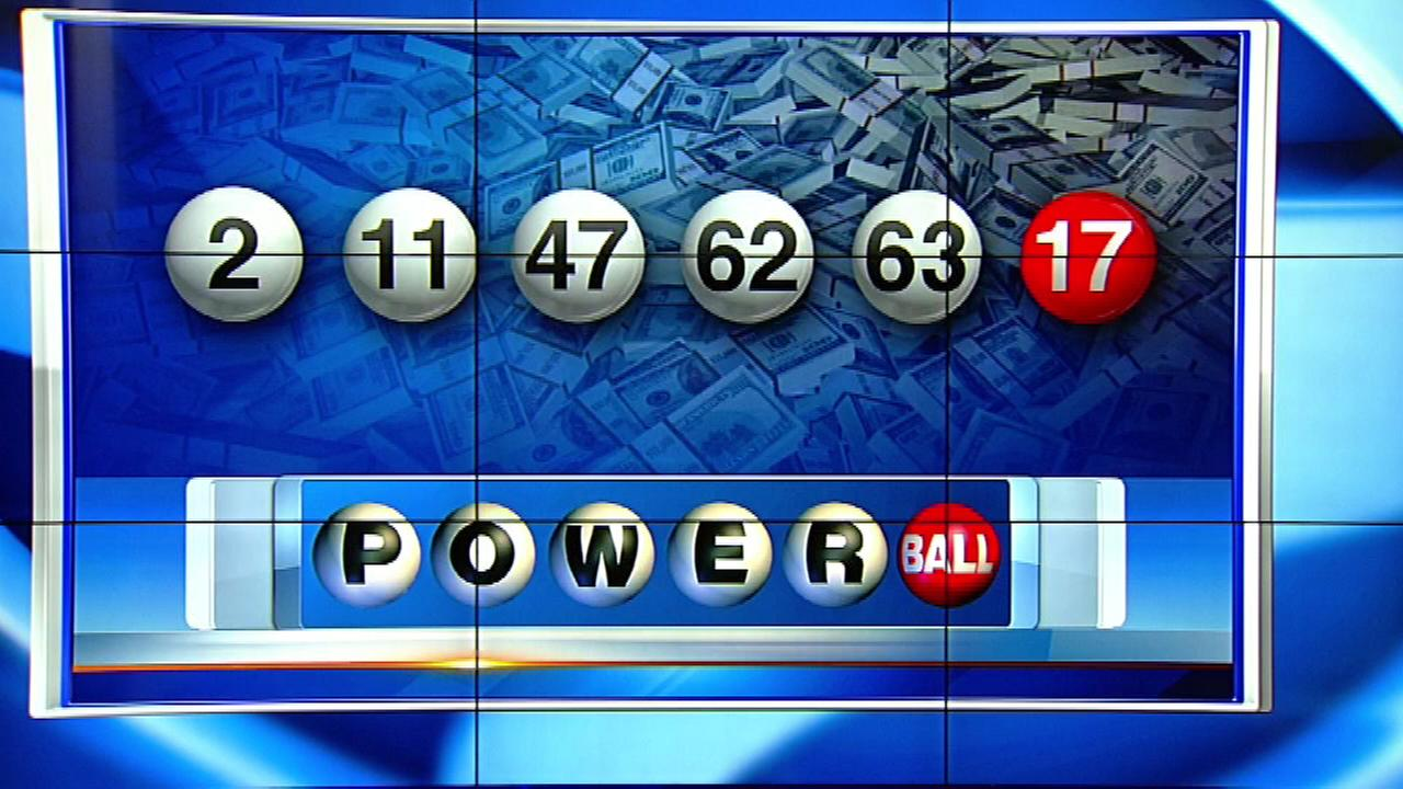 powerball history of winning numbers photo - 1