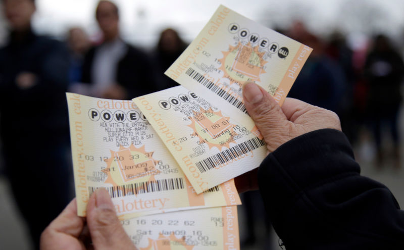 powerball is rigged photo - 1