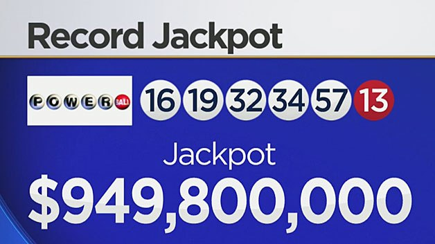 powerball jackpot for tonight photo - 1