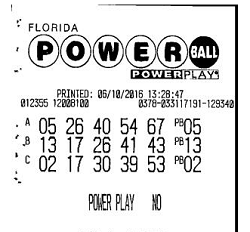 powerball lottery ticket online photo - 1