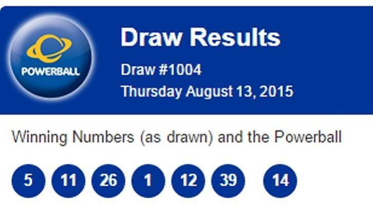 powerball may 30 2015 photo - 1