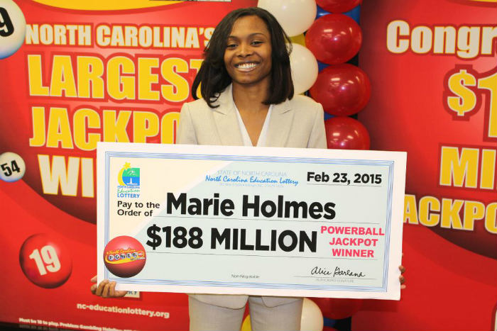 powerball million dollar winners photo - 1