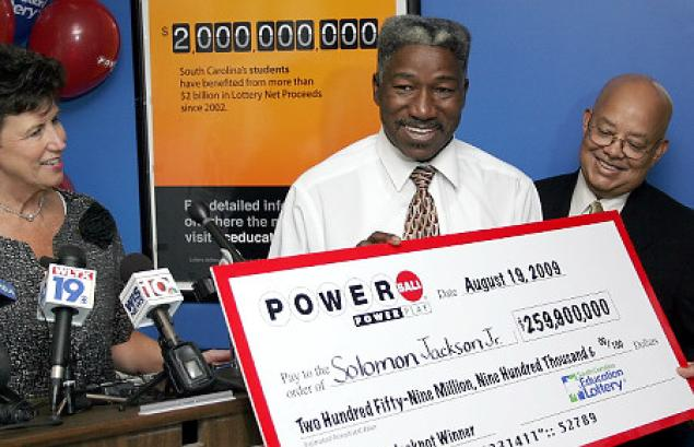 powerball nc winner photo - 1
