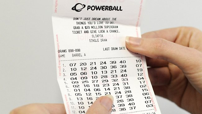 powerball numbers 2016 photo - 1