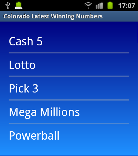 powerball numbers colorado photo - 1