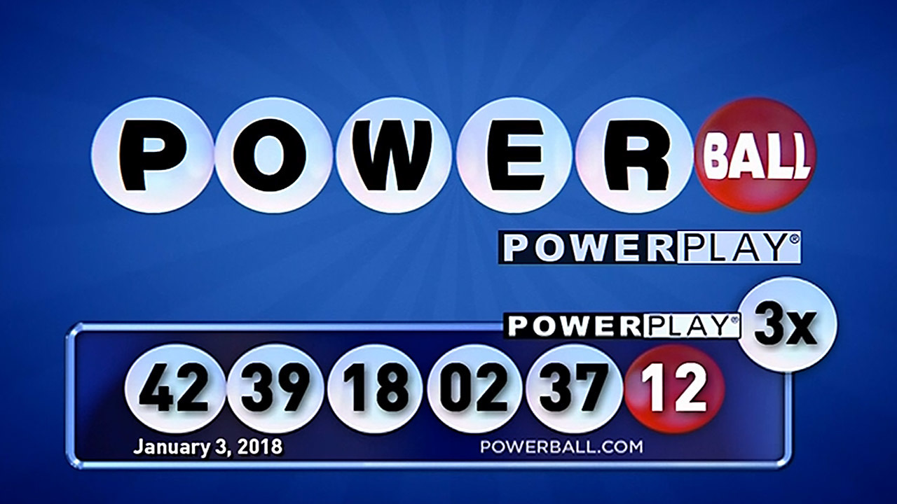 powerball numbers from wednesday night photo - 1