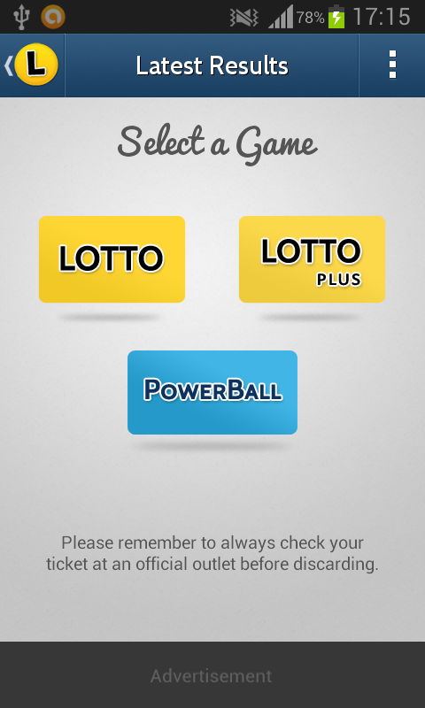 powerball past results photo - 1