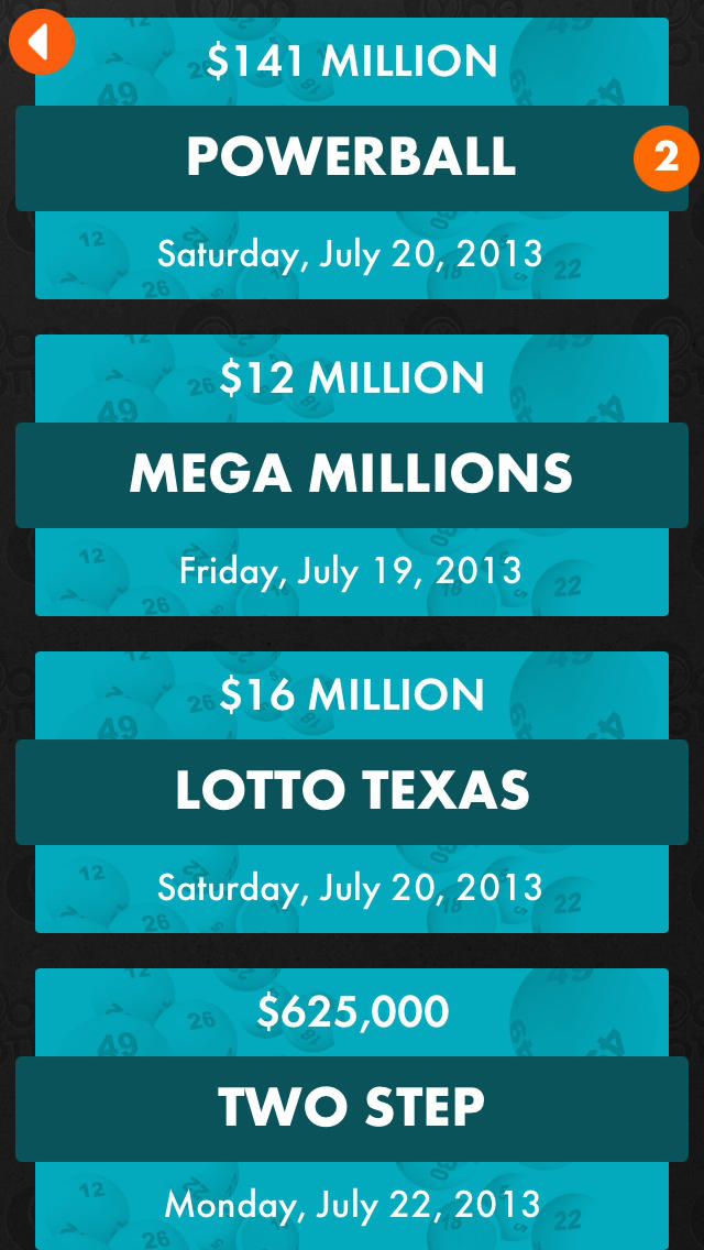 powerball texas check numbers photo - 1