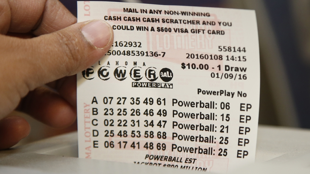 powerball virginia numbers photo - 1