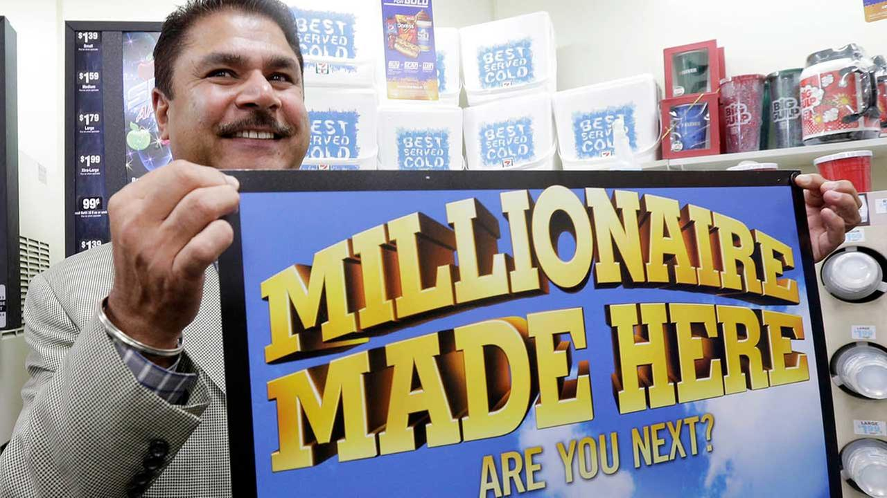 powerball winner chino hills photo - 1