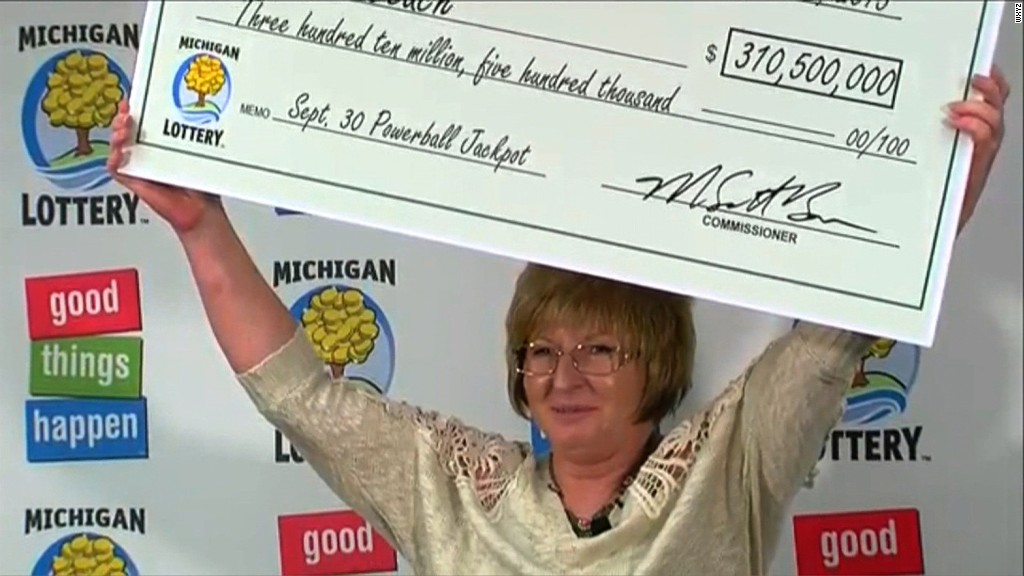 Powerball Winner In Michigan Powerball