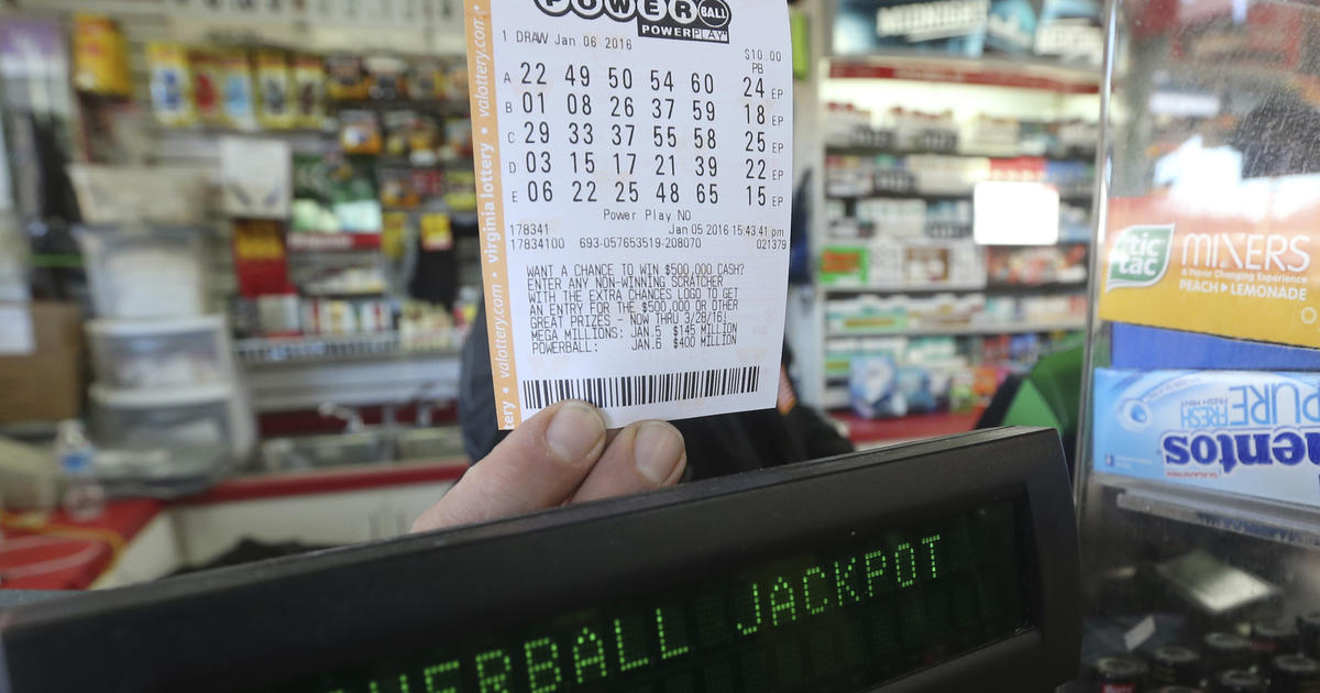 powerball winner jan 13 photo - 1