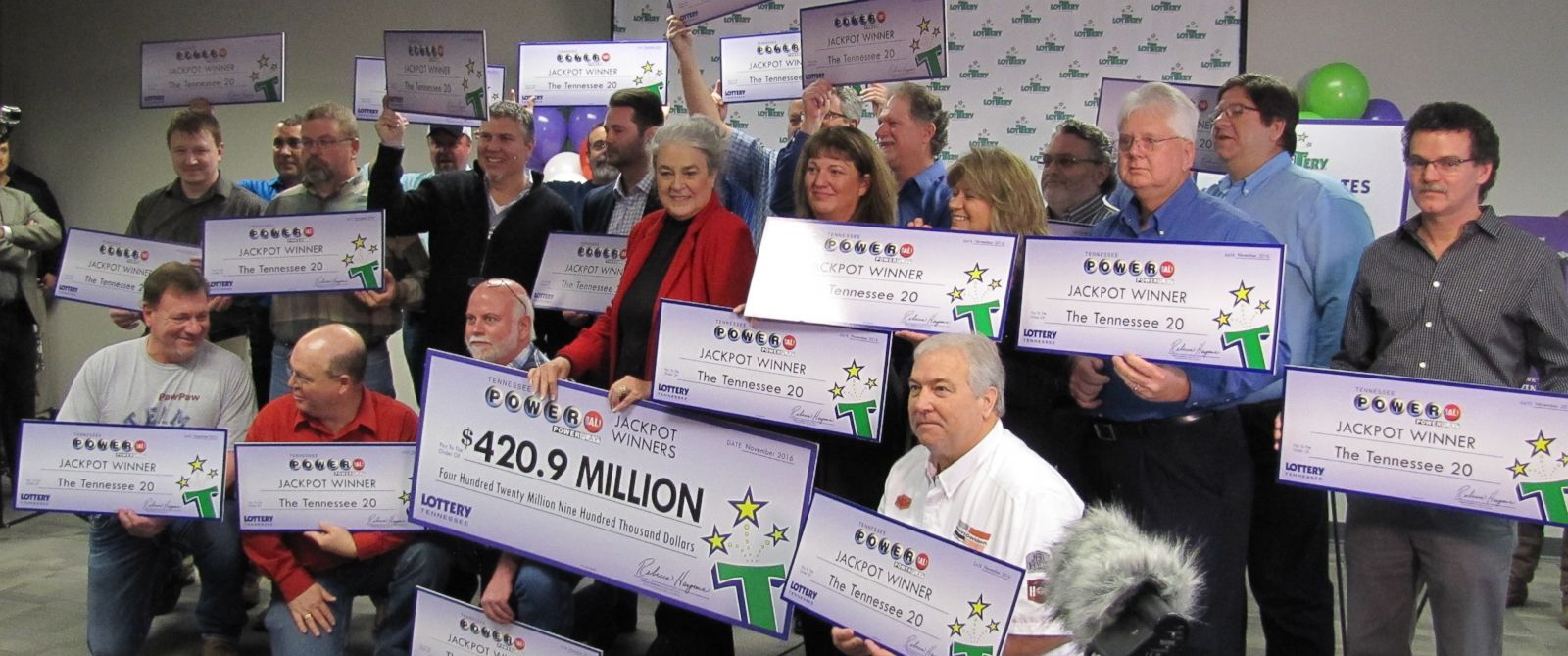 powerball winner tennessee photo - 1