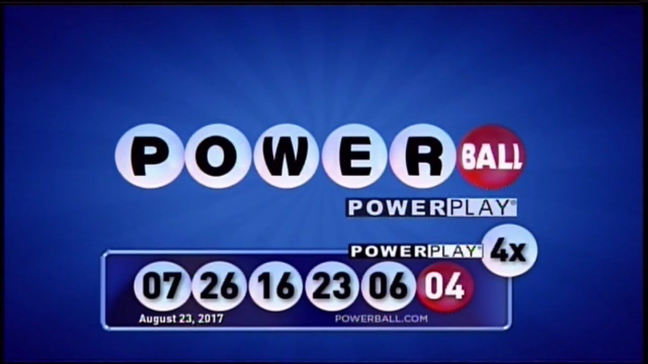powerball winning numbers august 23 2017 photo - 1