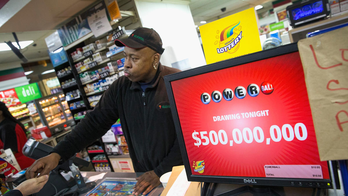streaming powerball photo - 1