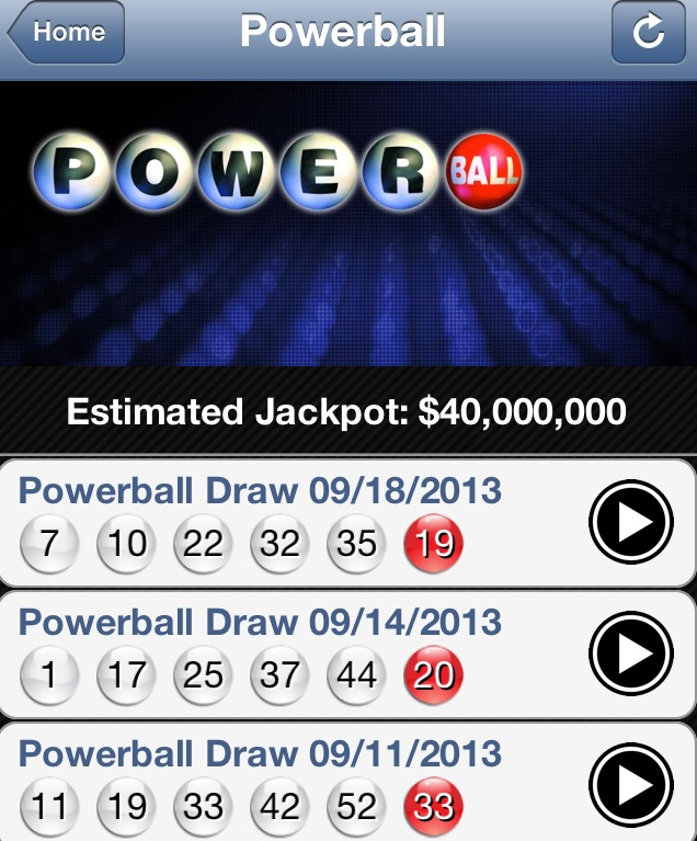 Texas Powerball Numbers For Last Night Powerball