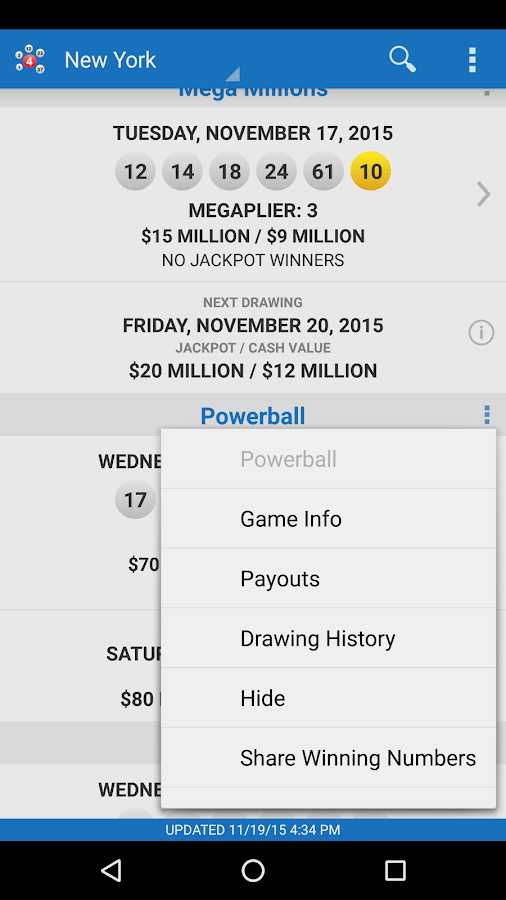 texas powerball past numbers photo - 1
