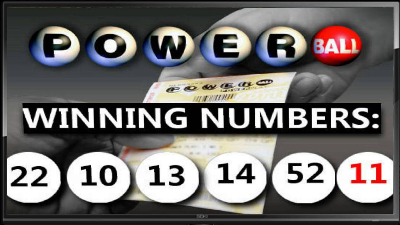 the powerball numbers photo - 1