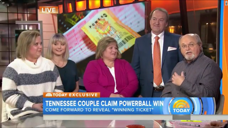tn powerball numbers today photo - 1