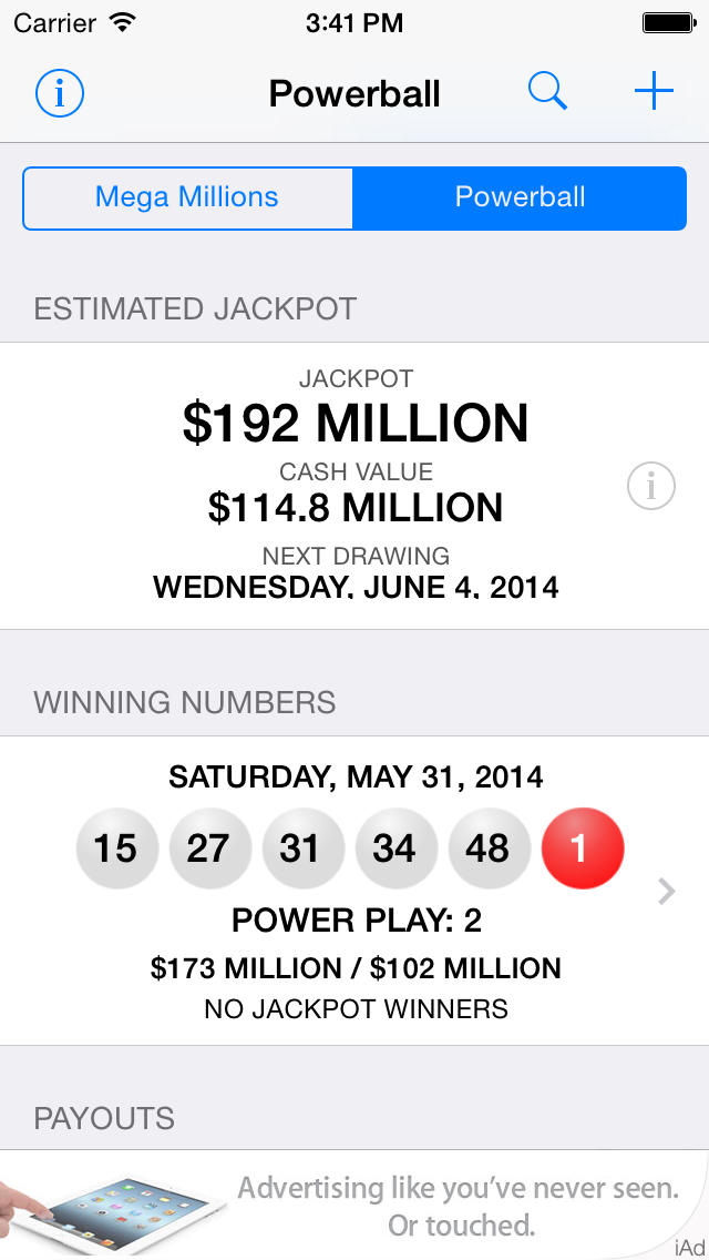 top powerball numbers photo - 1