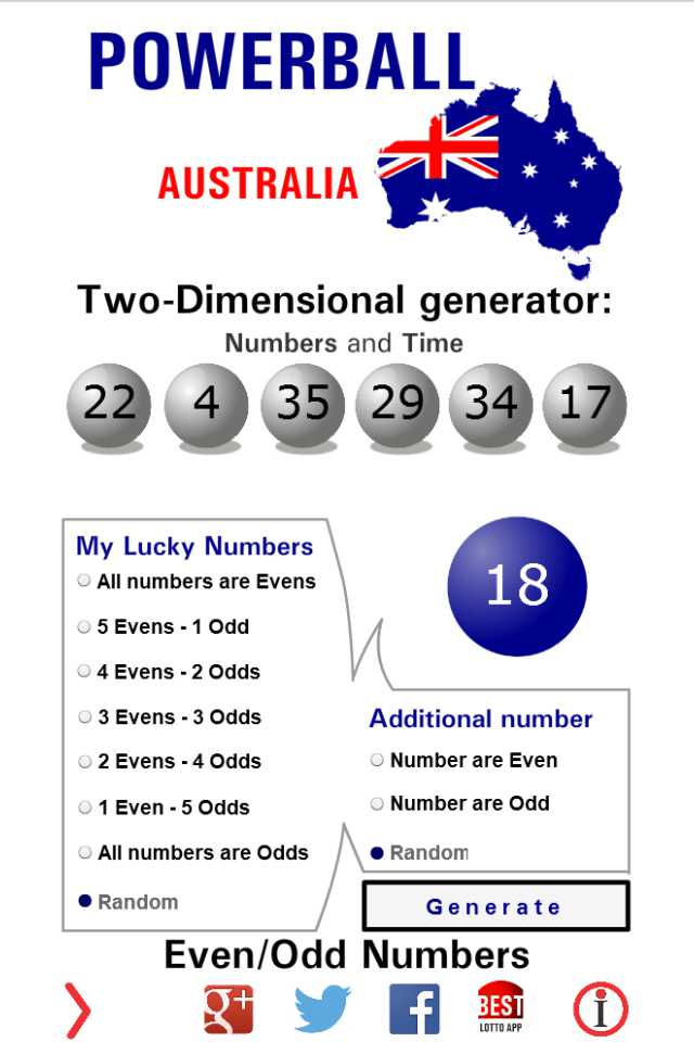 two numbers on powerball photo - 1