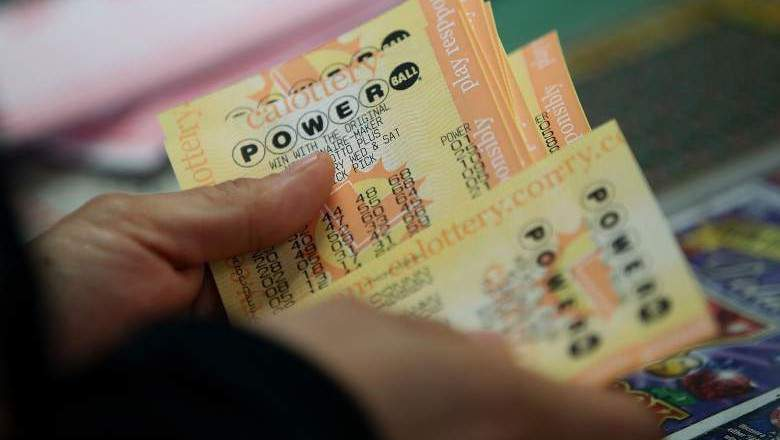 what channel is powerball drawing photo - 1