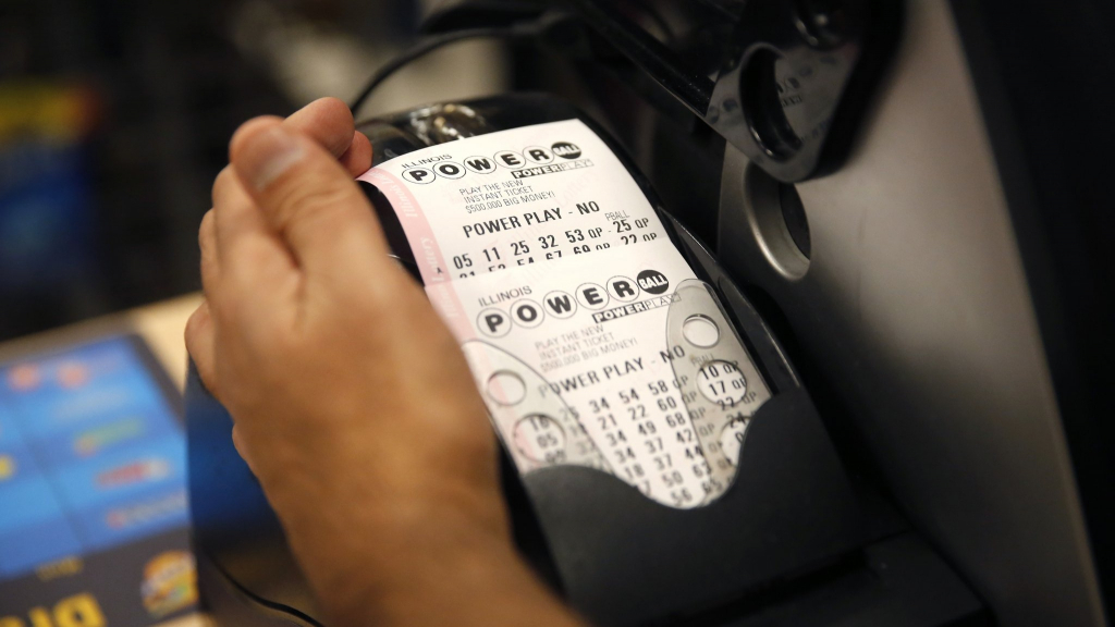 what channel is the drawing for powerball photo - 1