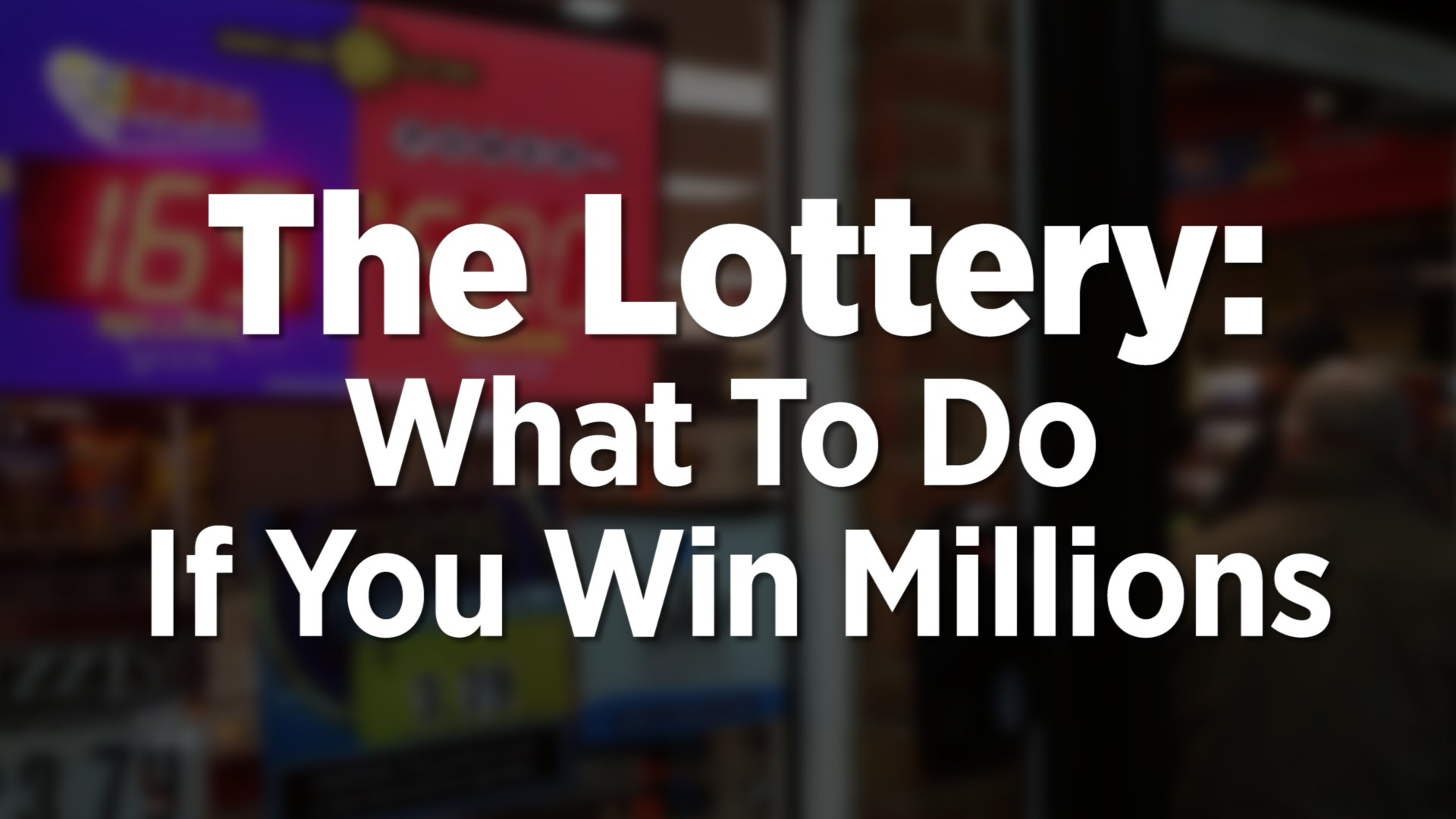 what do you do if you win the powerball photo - 1