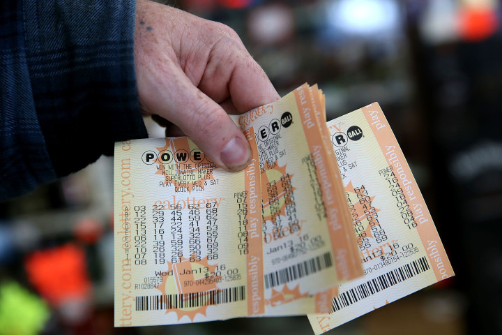 what state has the most powerball winners photo - 1