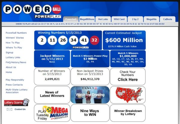 what time are the powerball drawings photo - 1