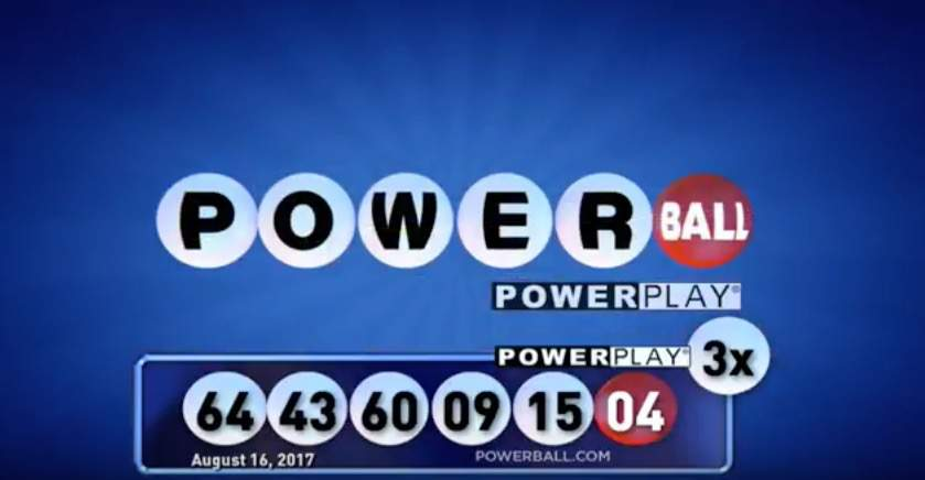 what were the powerball numbers for tonight photo - 1