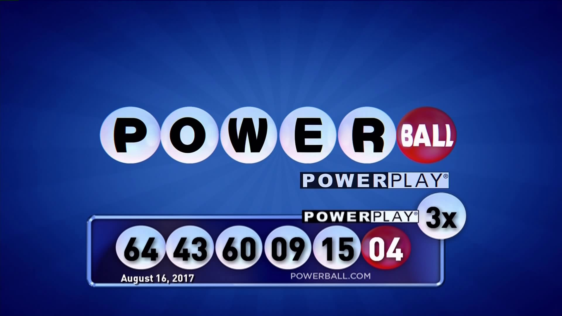 what were the winning powerball numbers for last night photo - 1