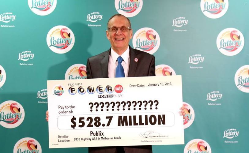 where was the powerball won at photo - 1