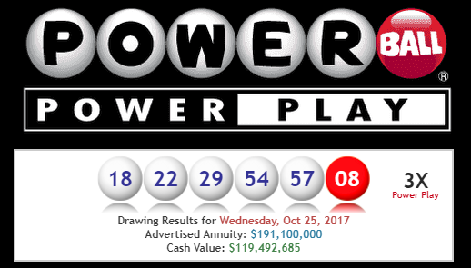 which state won powerball last night photo - 1