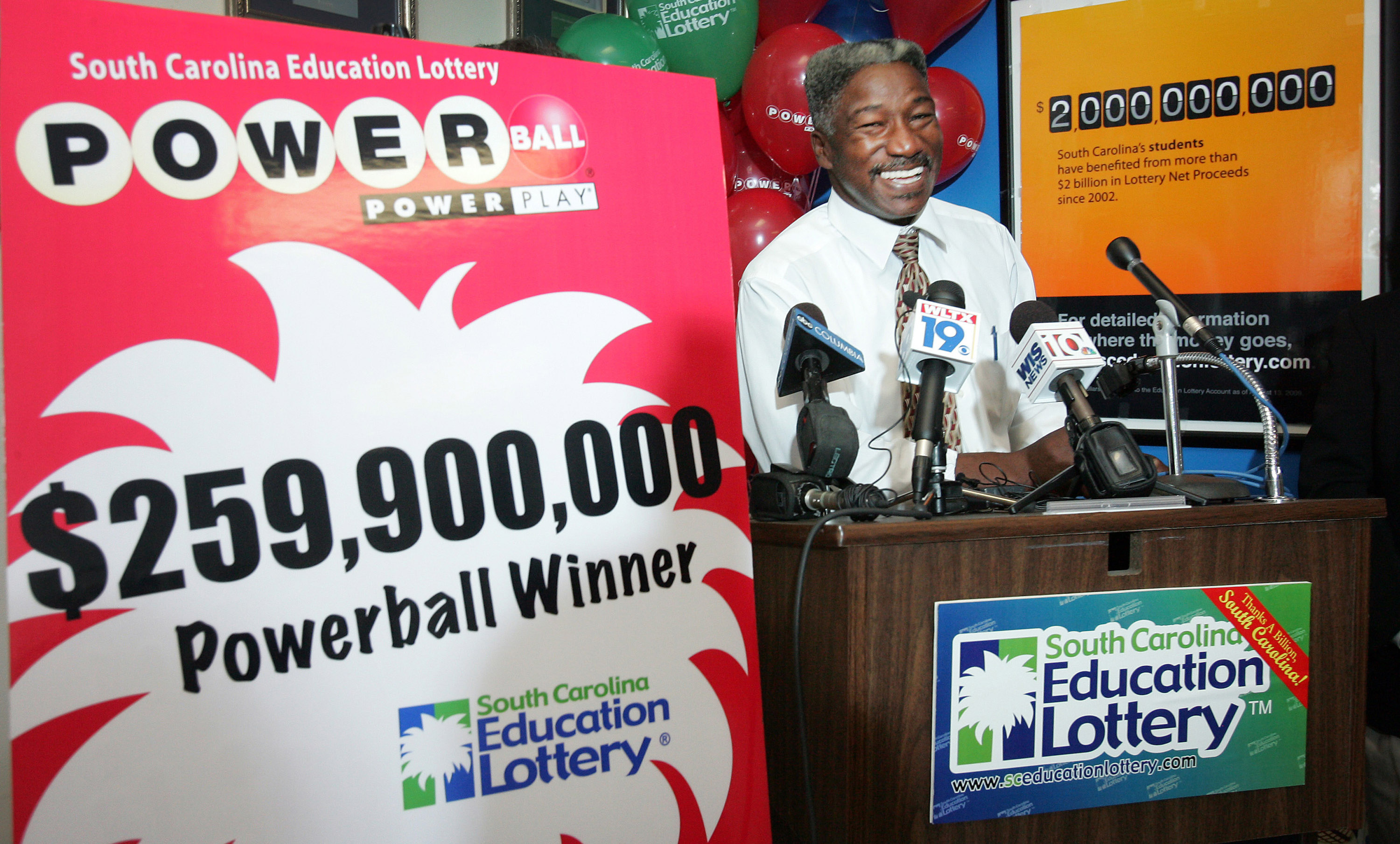 who hit the powerball jackpot photo - 1