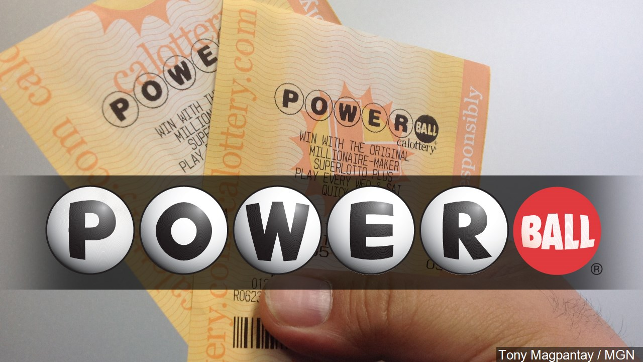 who hit the powerball last night photo - 1