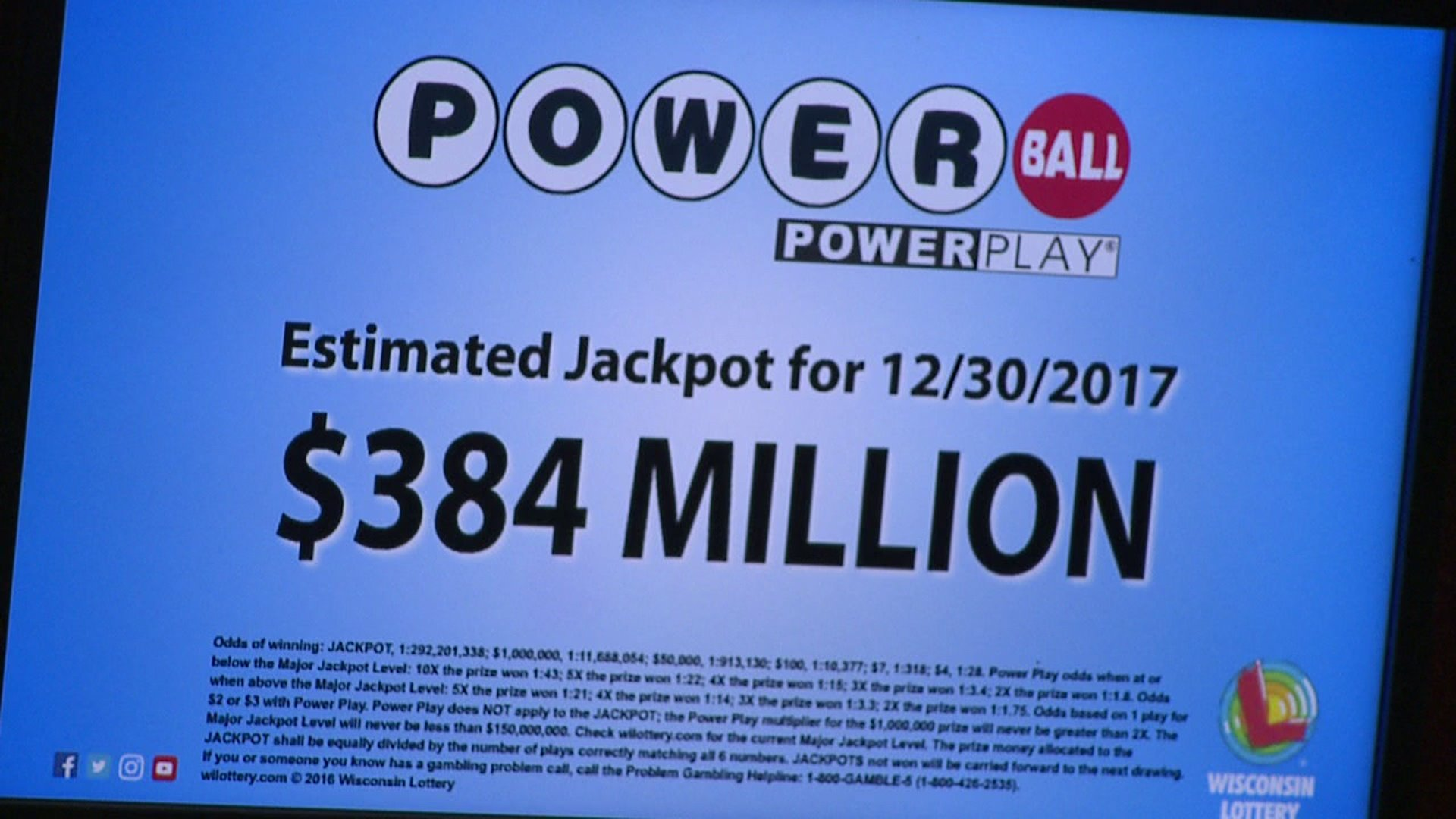 wi powerball check your numbers photo - 1