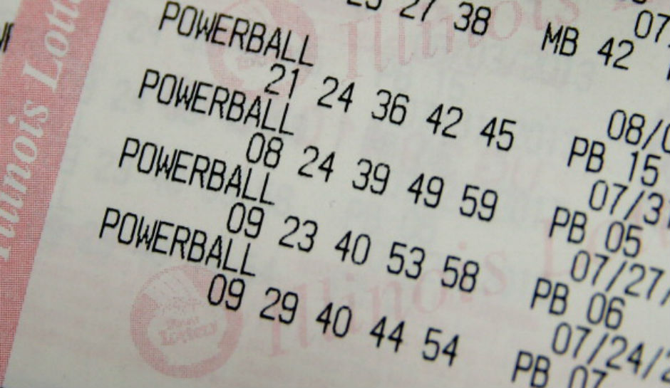 winning powerball numbers tonight photo - 1